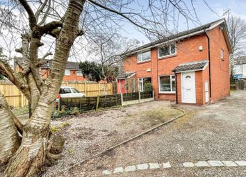 Sudbury Close, Manchester M16. 2 bed semi-detached house for sale