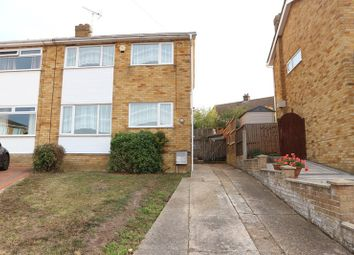 Thumbnail 3 bed semi-detached house for sale in Fallowfield Close, Dovercourt, Harwich
