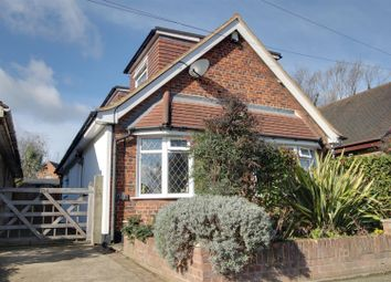 Thumbnail 4 bedroom detached house for sale in Great Cambridge Road, Cheshunt, Waltham Cross