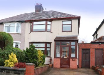 3 bed semi-detached house for sale in Norville Road, Liverpool L14