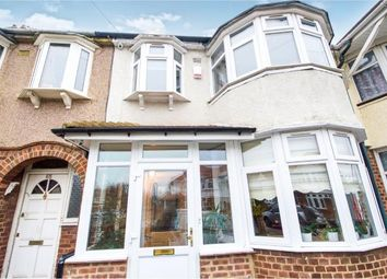 Thumbnail 4 bed terraced house for sale in Chatsworth Drive, Bush Hill Park, Enfield