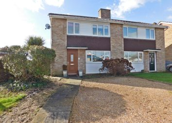 Thumbnail 3 bed semi-detached house for sale in Moody Road, Stubbington, Fareham