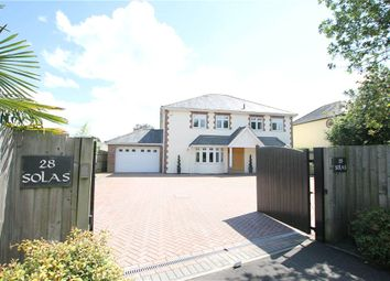 Thumbnail 6 bed detached house for sale in Chertsey Road, Chobham, Woking, Surrey