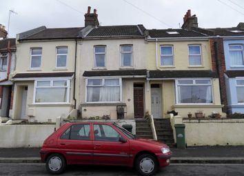 Thumbnail 3 bedroom terraced house to rent in Mafeking Road, Brighton