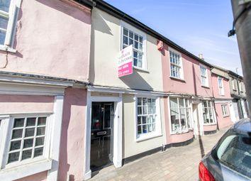 Thumbnail 1 bedroom terraced house for sale in Ballingdon Street, Sudbury