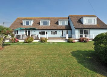 Thumbnail 7 bedroom detached house for sale in Tregurrian, Nr Watergate Bay