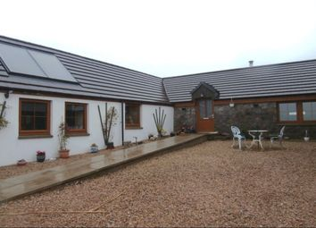 Thumbnail 3 bed bungalow to rent in Castlehill Road, Fochabers