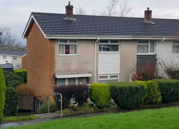 Thumbnail End terrace house for sale in Rectory Close, Swansea