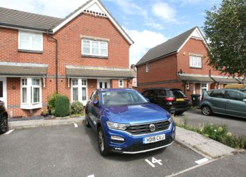 Thumbnail 2 bedroom end terrace house for sale in Malmesbury Park Road, Charminster, Bournemouth