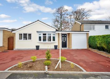 Thumbnail 3 bedroom bungalow for sale in Naseby Way, Great Glen, Leicester