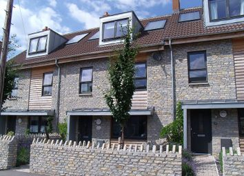 Thumbnail 4 bed terraced house to rent in West End, Street