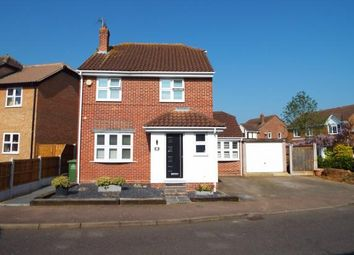 Thumbnail 4 bed detached house for sale in Lampern Crescent, Billericay