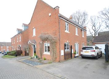 Thumbnail 4 bed detached house for sale in Kingfisher Grove, Three Mile Cross, Reading