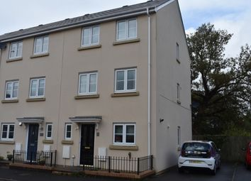 Thumbnail 4 bed town house to rent in Clayton Drive, Pontarddulais