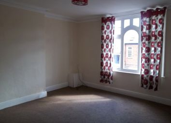 Thumbnail 2 bed flat to rent in Elmton Road, Creswell, Worksop