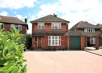 3 bed detached house for sale in Queens Avenue, Byfleet, West Byfleet KT14