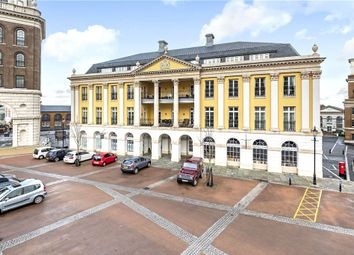 Thumbnail 2 bedroom flat for sale in Strathmore House, Queen Mother Square, Poundbury, Dorchester