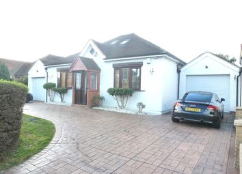 Thumbnail 5 bedroom detached bungalow for sale in Churchgate Road, Cheshunt, Waltham Cross