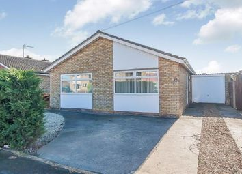Thumbnail 3 bed bungalow for sale in Snoots Road, Whittlesey, Peterborough