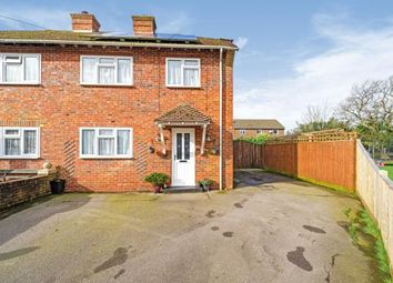 Thumbnail 3 bed semi-detached house for sale in Windmill Close, Heathfield, East Sussex, United Kingdom
