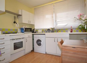 Thumbnail 2 bed flat for sale in Arnal Crescent, Southfields, Southfields