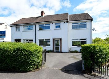 Thumbnail 4 bed semi-detached house for sale in Brentwood Park, Castlereagh, Belfast