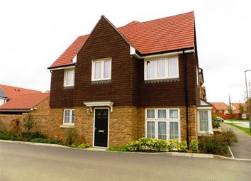 Thumbnail 3 bed property to rent in Song Thrush Drive, Finberry, Ashford
