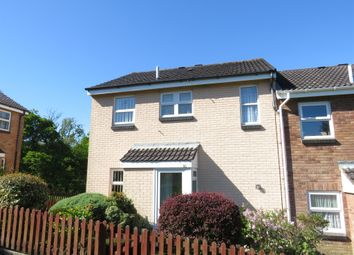 Thumbnail 3 bedroom end terrace house for sale in Lower Park Drive, Plymstock, Plymouth