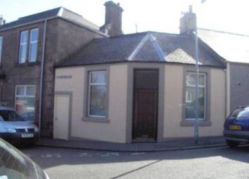 Thumbnail 1 bed terraced bungalow to rent in Hamilton Street, Tillicoultry