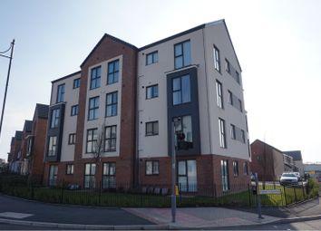 Thumbnail 2 bedroom flat for sale in Ffordd Y Mileniwm, Barry