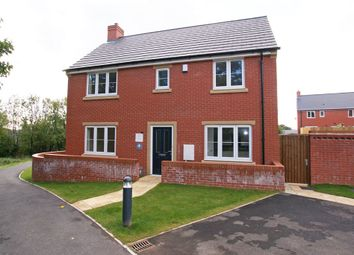 Thumbnail 4 bed detached house for sale in Treetops Development, Asker Lane, Matlock, Derbyshire
