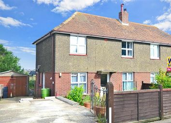 Thumbnail 3 bedroom semi-detached house for sale in Kingsdown Road, St Margarets-At-Cliffe, Dover, Kent