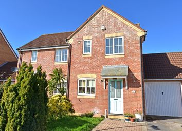 Thumbnail 2 bed semi-detached house for sale in Harebell Drive, Thatcham