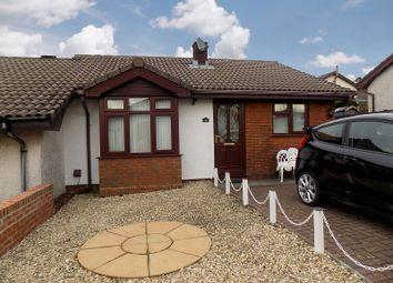 Thumbnail 2 bed semi-detached bungalow for sale in Mackworth Drive, Cimla, Neath, Neath Port Talbot.
