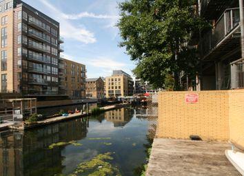 Thumbnail 1 bed flat to rent in Hertford Wharf, Hertford Road, Hackney