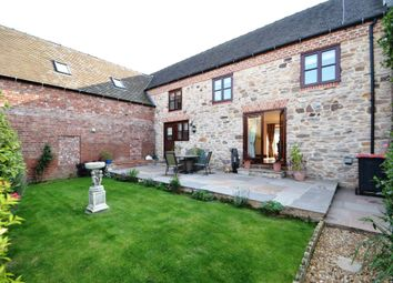 Wellington Road, Lilleshall, Newport TF10. 3 bed barn conversion for sale