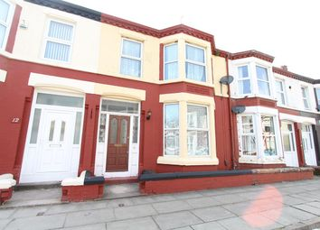 Thumbnail 3 bedroom terraced house to rent in Aviemore Road, Old Swan, Liverpool