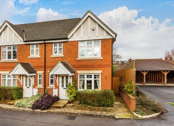 Thumbnail 3 bed end terrace house for sale in Wolfendale Close, Merstham, Redhill