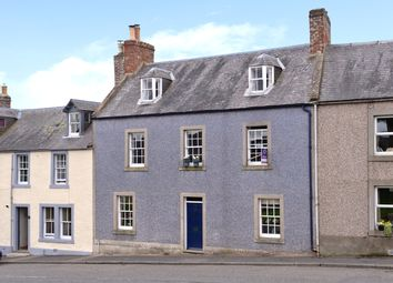 Thumbnail 4 bed town house for sale in Castle Street, Duns