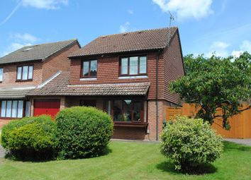 Thumbnail 3 bed link-detached house for sale in Fuller Close, Thatcham