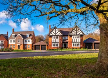 """Thumbnail 5 bed detached house for sale in """"Pashmina House"""" at Wedgwood Drive, Barlaston, Stoke-On-Trent"""