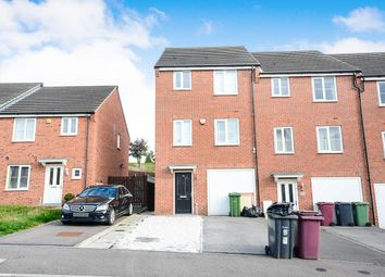 Thumbnail 4 bed terraced house to rent in East Street, Doe Lea, Chesterfield