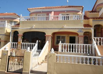Thumbnail 3 bed town house for sale in Spain, Valencia, Alicante, San Miguel De Salinas