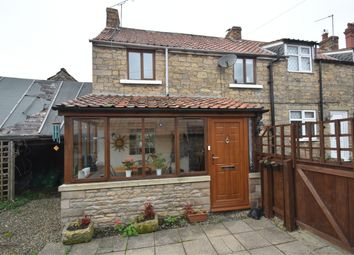 Thumbnail 2 bed end terrace house for sale in High Street, Snainton, Scarborough