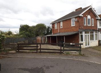 Thumbnail 3 bed end terrace house for sale in Dorlcote Road, Birmingham, West Midlands