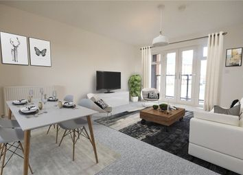 Thumbnail 1 bed flat for sale in Merino Road, Andover, Hampshire