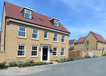 "Thumbnail 5 bed detached house for sale in ""Buckingham"" at Bearscroft Lane, London Road, Godmanchester, Huntingdon"
