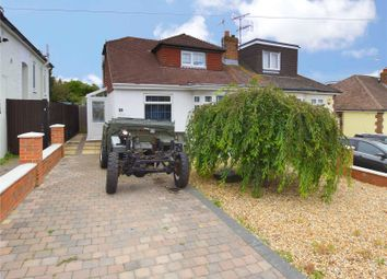 4 bed semi-detached house for sale in Lewis Road, North Lancing, West Sussex BN15