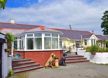 Thumbnail 3 bed detached bungalow for sale in Gwalchmai, Holyhead, Anglesey