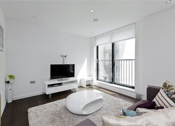 Thumbnail 3 bedroom flat for sale in Warwick Row, London